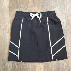 NWOT Angel Kiss Black Label Sports Workout Skirt